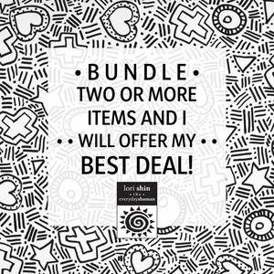 BUNDLE AND GET MY BEST DEAL
